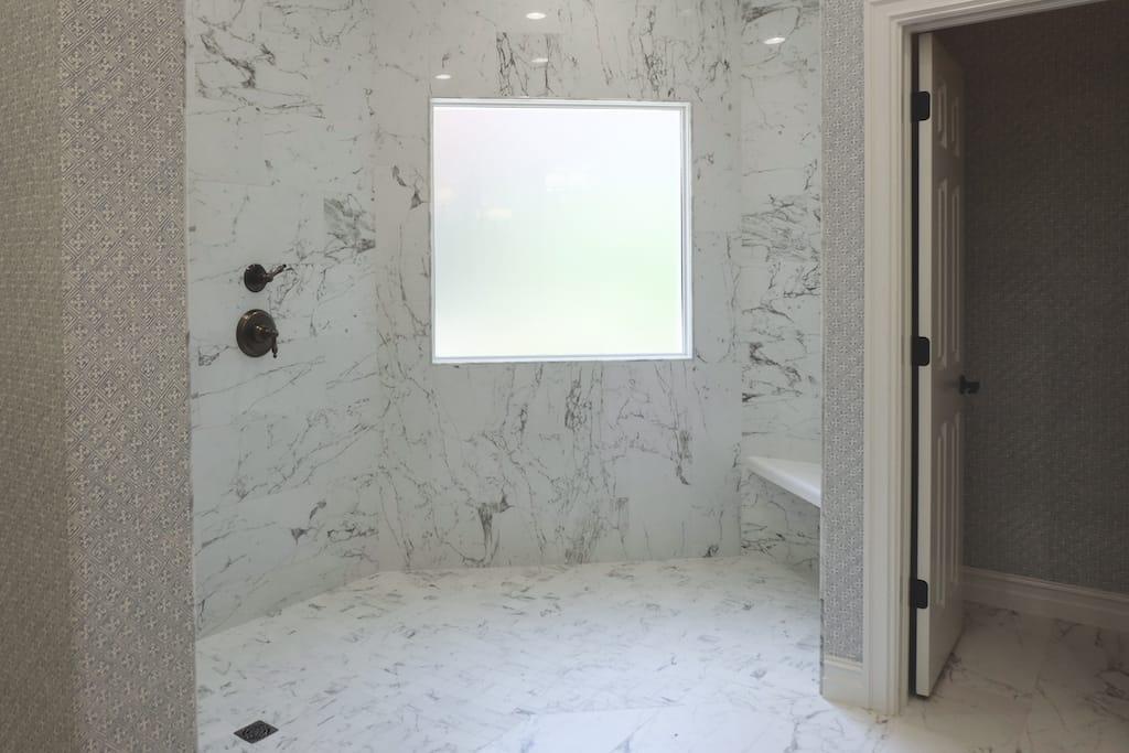 Custom Home Builders Tulsa Master Bath Remodel 18