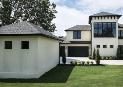 Custom Home Builders Tulsa Vogue Classic Exterior 2