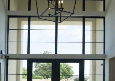 Custom Home Builders Tulsa Vogue Classic Foyer 1