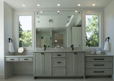 Custom Home Builders Tulsa Vogue Classic Master Bath 1
