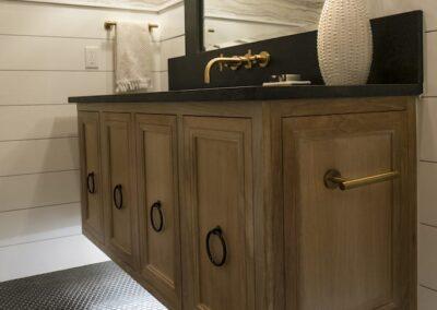 Custom Home Builders Tulsa Vogue Classic Second Bath 1
