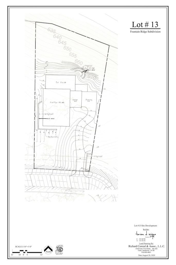 Jenks Home Builders | Concept Plan 2