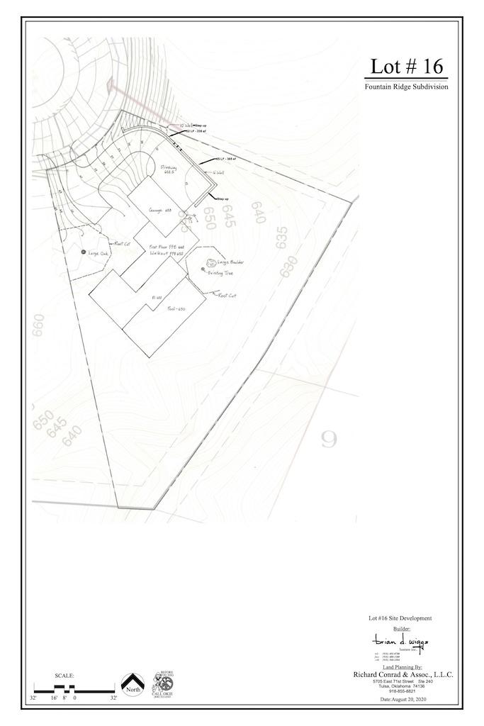 Jenks Home Builders | Concept Plan 3