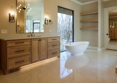 Jenks New Homes Gallery Beautiful Bathrooms 2