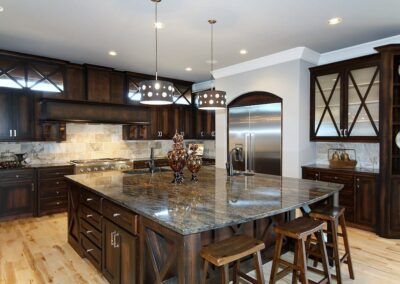 Jenks New Homes Gallery Dream Kitchens 10