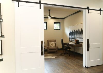 Jenks New Homes Gallery Custom Features Double The Fun!