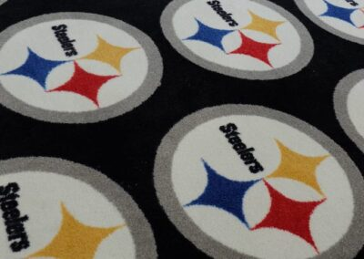 Jenks New Homes Gallery Custom Features Game Time Carpet