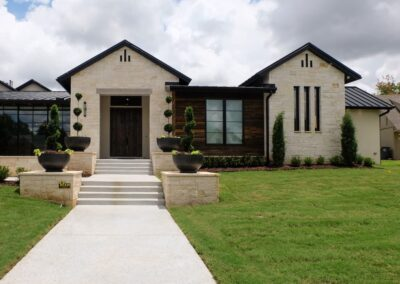 Jenks New Homes Gallery Modern Classic Home Cover Pic Modern Classic Home