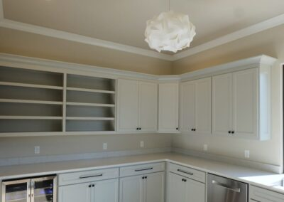 Jenks New Homes Gallery Specialty Rooms Working Pantry